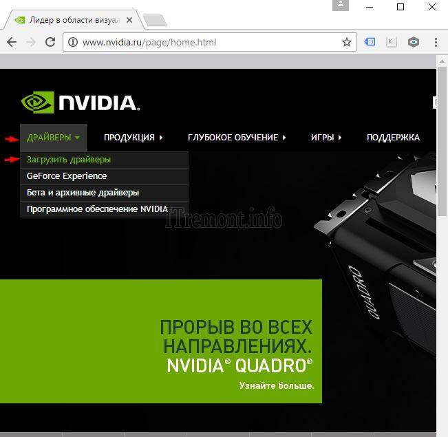 Missing required nvidia files  Why the nvidia drivers are